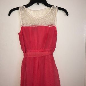 Tween formal dress